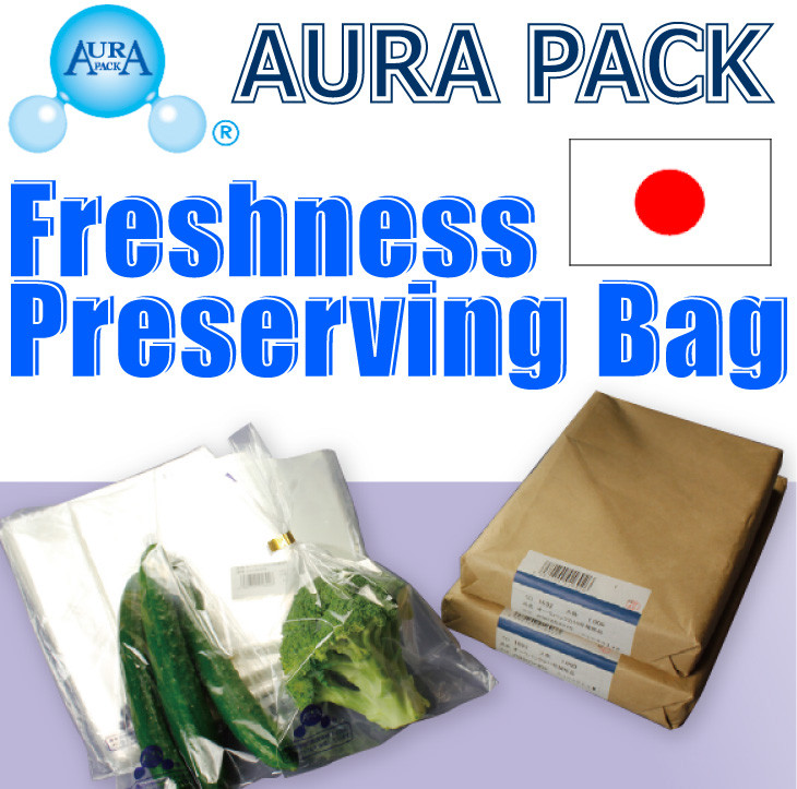Transparent anti-fogging bags of plastic packing covers