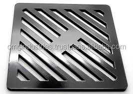 cast iron gully grate cover