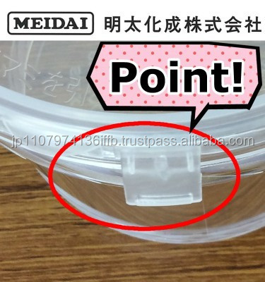 Durable and High degree of transparency ps food container at reasonable prices , Order from 1 case