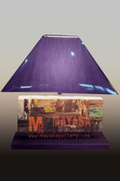 Custom Recycled Boat Lamp Export Quality