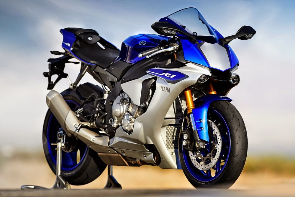 Used Ymaha YZF-R1M Motorcycle