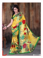 Designer Heavy Printed Regular wear Saree