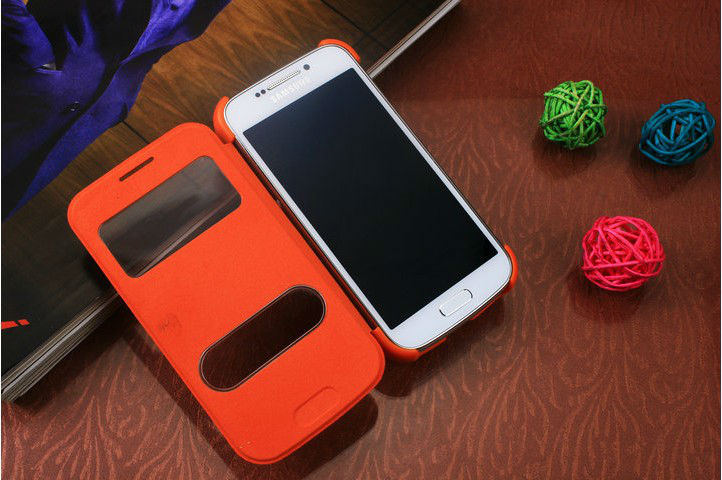 High Quality Fashion Flip Cover Case For Samsung Galaxy S4 Zoom C101 Phone Case For Galaxy S4Zoom