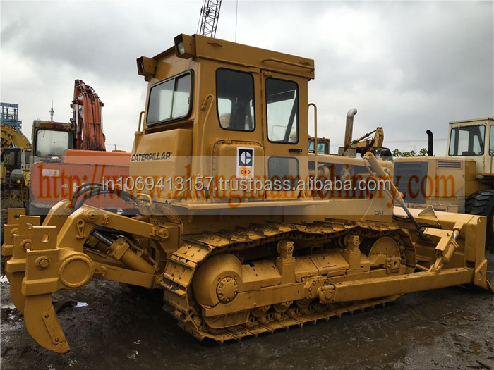 100% Japan original Caterpillar D6D crawler bulldozer for sale , cheap used CAT D6D dozers,used hotsale D6D D6H dozer