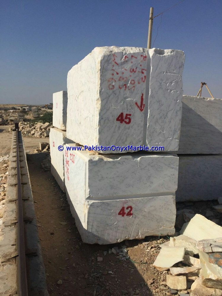 rough Marble blocks ziarat gray marble natural stone for floor walls bathroom kitchen home decor