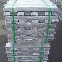 Aluminum ingot P1020 99.7% Purity