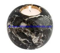 Manufacture and Wholesale supplier of onyx marble candle holders sphere ball shaped stands tea lights