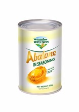 WELLSHINE WELLSON SEASONED CANNED ABALONE