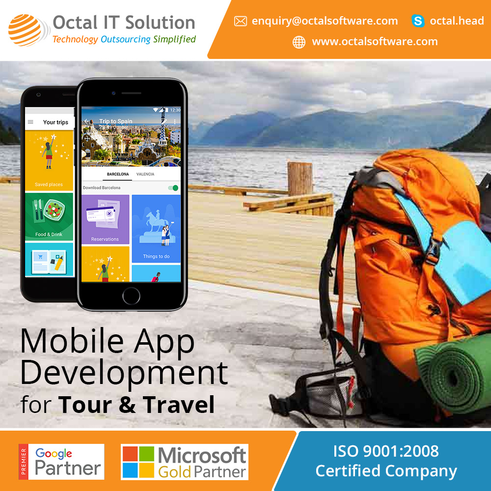 Top mobile app development company for your Travel business INDIA/UK/USA/Singapore