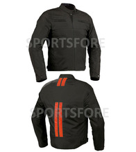 Mens Motorcycle Windproof Jacket High Demand Leather Products Made in Sialkot Pakistan Product