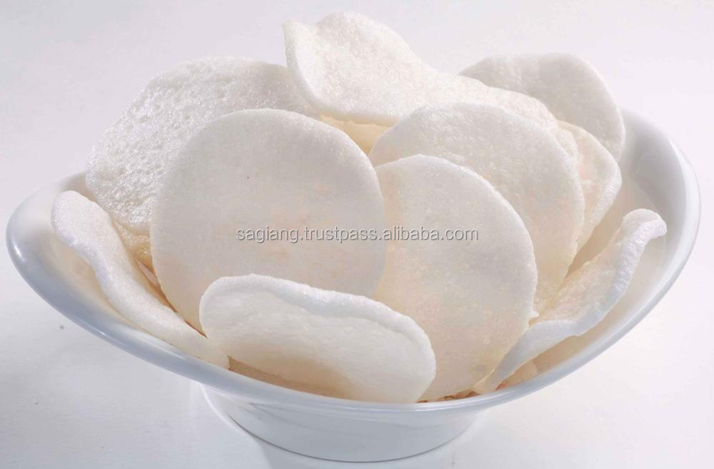 White Prawn Cracker