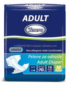 High Quality, Soft Comfortable, Competitive Price Adult Diaper for Elders&Patients
