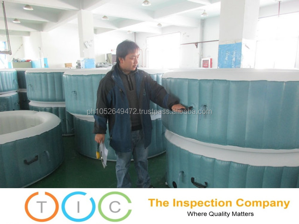 Inflatable Spa for inspection service quality control China