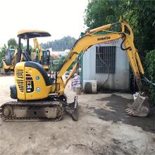 3.5 Ton Mini Excavator For Sale , PC35 PC30 PC25 PC20 PC10 Malaysia Used Mini Excavator