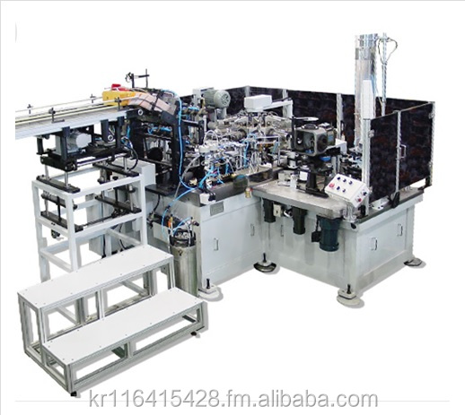 Double wall (Sleeve) Paper Cup Making Machine