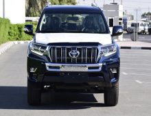 2018 MODEL PRADO VX DIESEL FULL OPTION