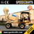 Durable and Low Price Heavy Duty Self Loading Concrete Mixer made in India