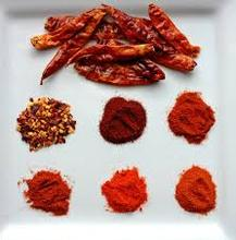 red sweet chili pepper powder Export