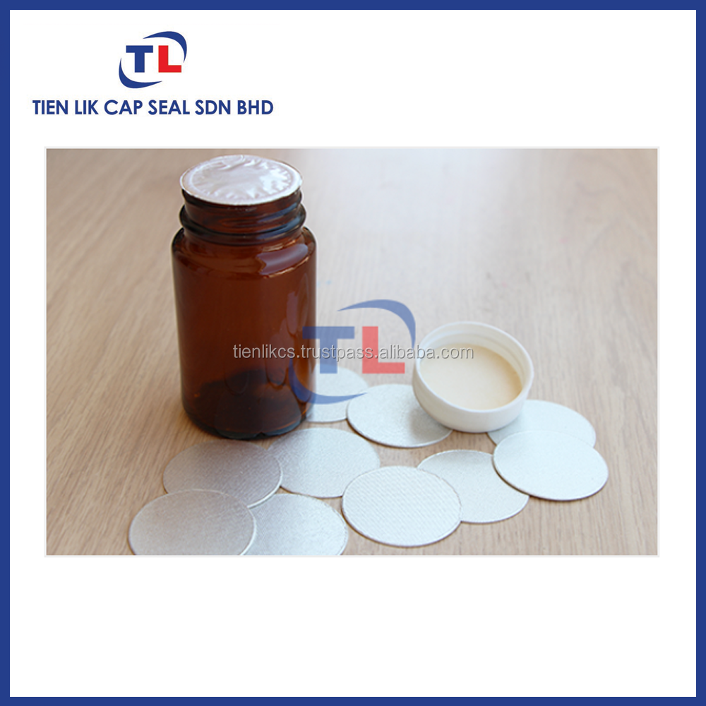 Induction Heat Seal (IHS) Two Piece plastic bottle cap self seal