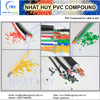 Flexible PVC Compound For Cable And