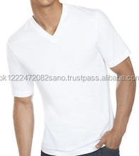 Men's Cheapest Price Directly Apparel Factory White Plain Blank 100% Cotton Men's t shirts