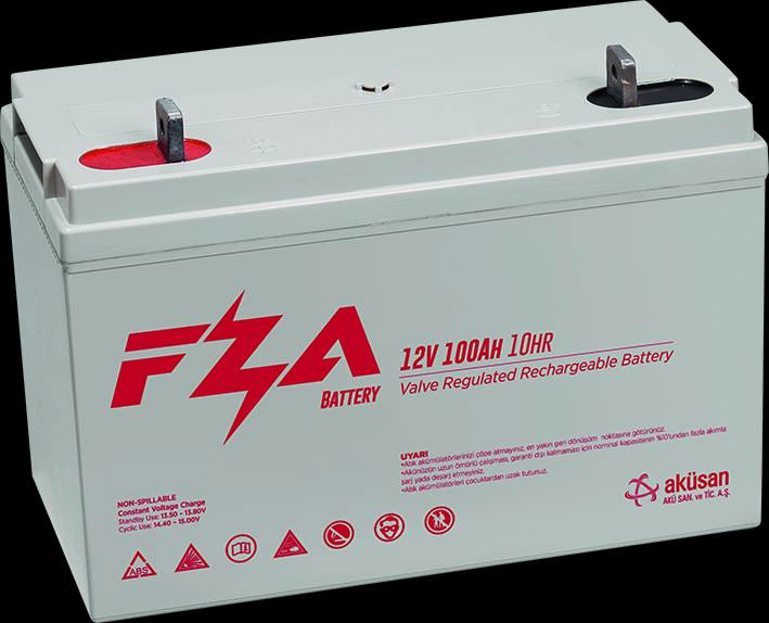 12 v 100 Ah AGM lead acid battery storage battery