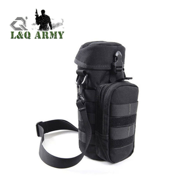 High Quality Multifunction Outdoor Sports Military Tactical Water Bottle Pocket Bag
