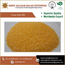 Rich Taste Fresh and Pure Corn Grit 101 for Snacks Foods