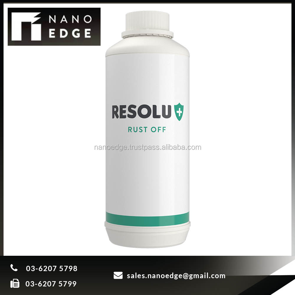 RESOLU+ RUST OFF Rust Protection Metal stainless steel rust remover liquid