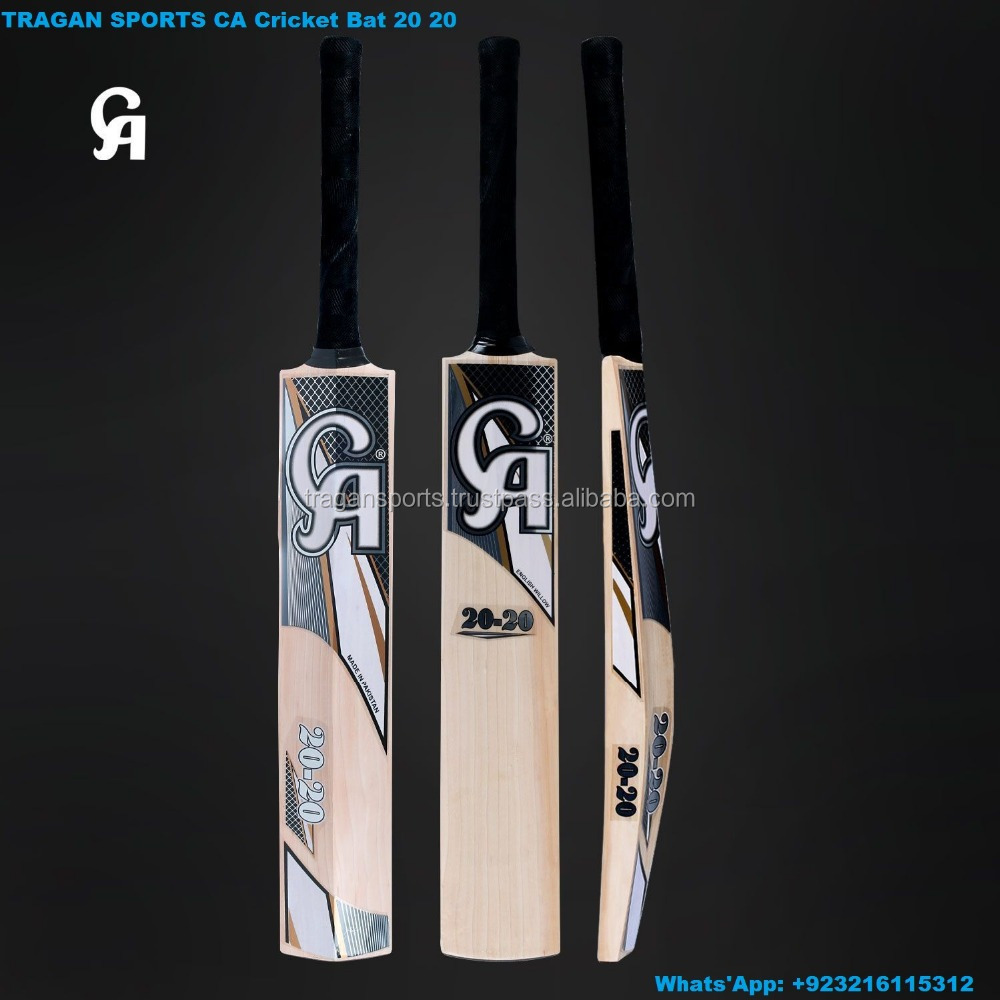 CA 20-20 ENGLISH WILLOW WOOD CRICKET BAT