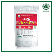 APA Vitamix P | Multi vitamins for pigs < Broiler weight gain medicine > Poultry premix vitamin mineral
