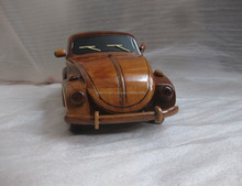 VOLKSWAGEN CAR MODEL- VIETNAM HIGH QUALITY HANDICRAFT WOODEN MODEL CAR FOR DECORATION