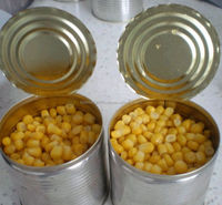 Favorite Canned Sweet Corn With Good Taste 15 OZ Tin