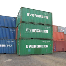 20ft ISO shipping container used container for sale