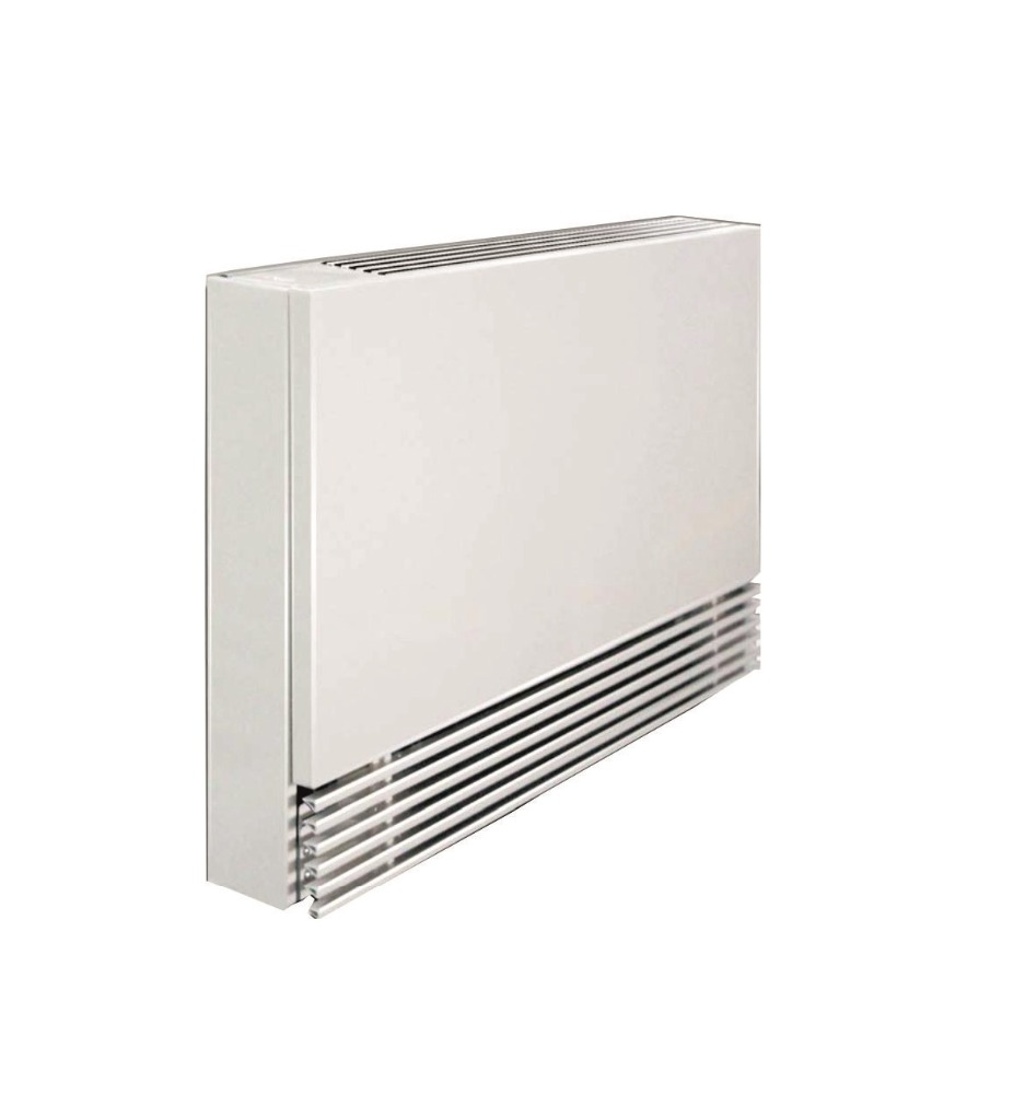 Wall Mounted White Heating Radiator Fan Coil Inverter Unit
