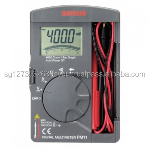 Sanwa PM11 - Digital Multimeter Pocket Type