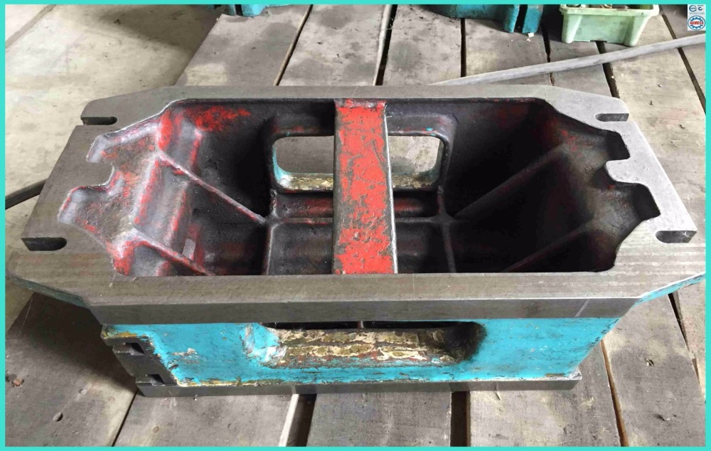 Vietnam TOP 1 Mechanical Company- Competitive price - Machine tool box - Iron Casting06071731