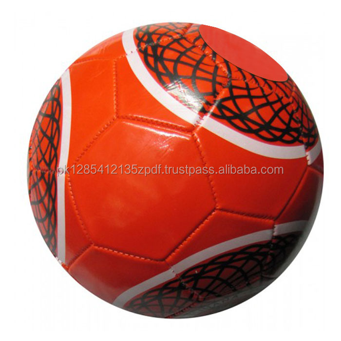 China Sale Super Quality With Machine/Hand Sewn Soccer Promotional Balls Made In Pakistan