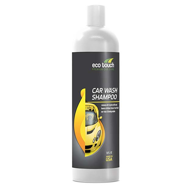 Eco Touch Car Wash Shampoo 16 oz.