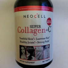 Neocell Super Collagen + C + Biotin 360 Tablets for Skin healthy join Hair nails