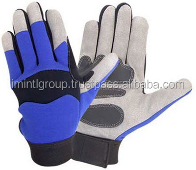 Mechanics Gloves, Automobile working Mechanic Gloves