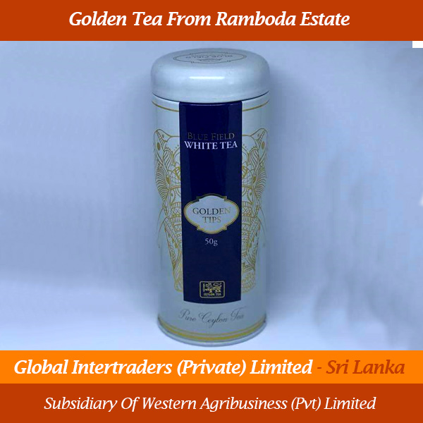 Golden Tea From Ramboda Estate