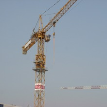 Used Tower Crane : Potain K5/50C Construction Tower Crane in South Korea