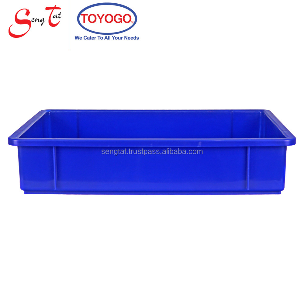 Stackable and Hygiene Food Tray (4623)
