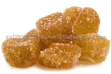 Organic Crystallized Ginger, Natural Crystallized Ginger (Diced), Ground Ginger