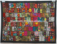 Wholesale Vintage Wall Hanging Sari Patchwork Tapestry