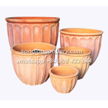 Wholesale Price Top Terracotta Angel Flower Pot,Garden Pot for Plant,New Handmade Ceramic Terracotta Flower Pot Free Inspection