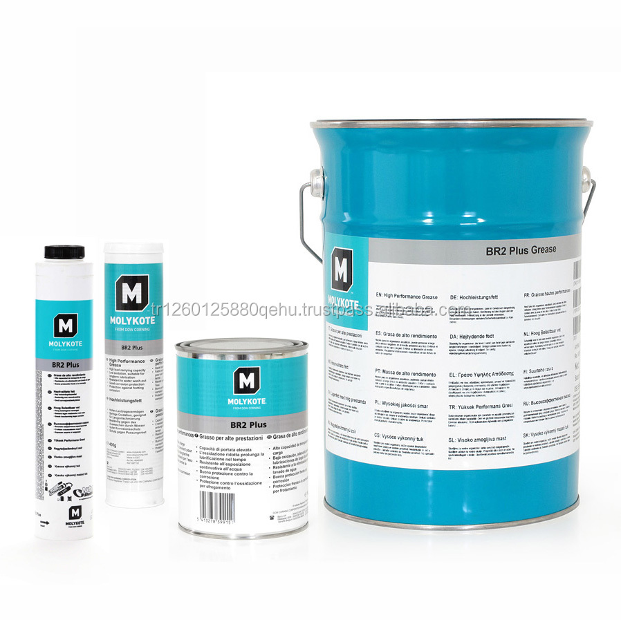 MOLYKOTE BR-2 PLUS HIGH PERFORMANCE GREASE 5KG BR2