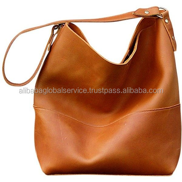 100% Export Oriented Leather Bags