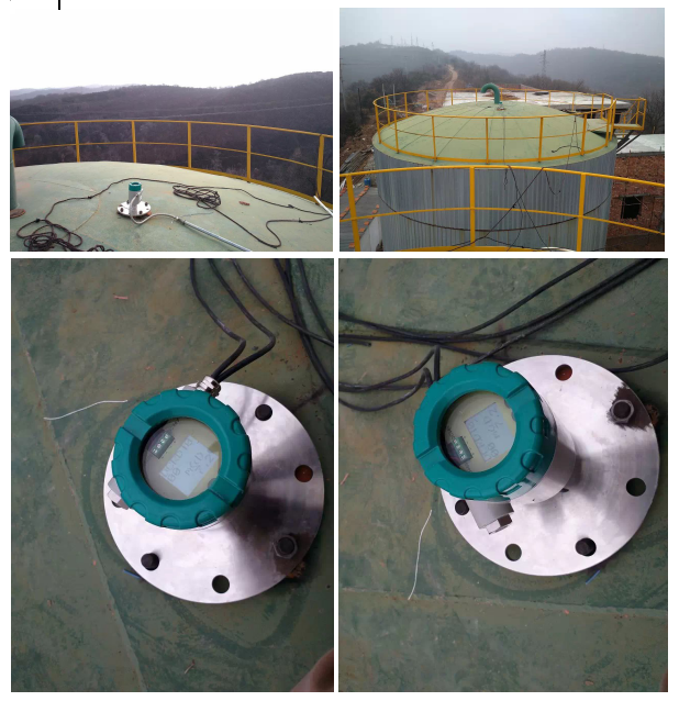 Liquid indicator gauge/meter with low cost, water measuring devices submersible level sensor